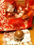 リンドールのチョコレートトリュフ
